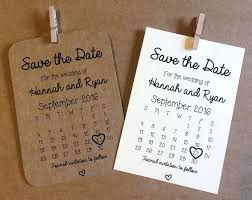 25 DIY Save The Dates Ideas To Remember Most Historic Events Of Your Life Rustic Wedding