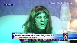 Halloween Horror Nights Parking Orlando by Halloween Horror Nights 26 Click Orlando The Exorcist Preview