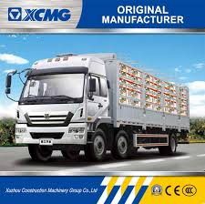 China XCMG Official 8X2 240HP Tractor/Dump/Cargo/Heavy-Duty Stake ...