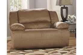 hogan oversized recliner ashley furniture homestore