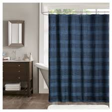 Chevron Print Curtains Walmart by Best 25 Navy Blue Shower Curtain Ideas On Pinterest Duvet Cover