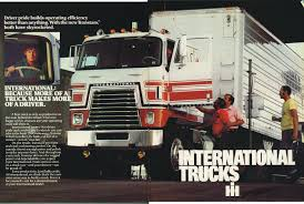 One Decade Of The American Trucker-magazine – Rarely Seen History