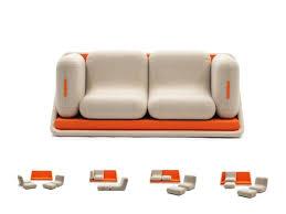 canap lit convertible design le canapé lit design est joli et intelligent archzine fr