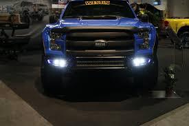 iJDMTOY SEMA Coverage f Road Truck LED