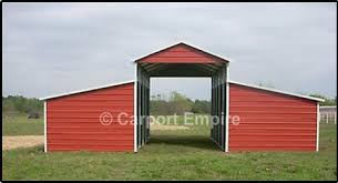 Pole Barns Carport Empire