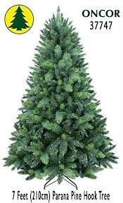 7ft Eco Friendly Oncor Parana Pine Christmas Tree