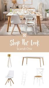 shop the look scandi chic möbel höffner esszimmer
