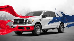 Customize A Nissan TITAN Truck | Die Hard Fan