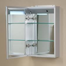 Afina Basix Medicine Cabinets by Bathroom Charming Lowes Medicine Cabinets With Mirrors On Cream Wall