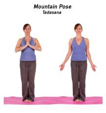 It Might Look Like Youre Just Standing There But Mountain Pose Tadasana Tah DAHS Uh Nuh Is An Active That Helps Improve Balance Posture