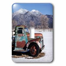 100 Truck Outlet Usa 3dRose Old Truck Sitting The A Field Taos New Mexico USA 2 Plug