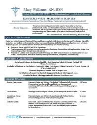 Travel Nurse Resume Examples 12 Best Rn Images On Pinterest