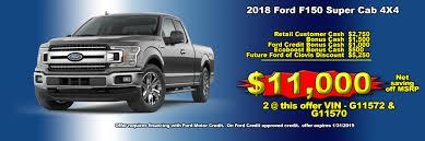 Ford New Car Specials In Clovis, CA | Future Ford Of Clovis Price ...