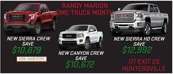 100 Lacrosse Truck Center Huntersville New Used Buick GMC Dealership Randy Marion Buick