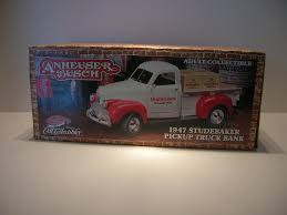 100 1947 Studebaker Truck Ertl Pickup Six Pack Collectables