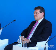 100 Sefcovic Maros We Will Do Our Best To Avoid Delays In TAP Project