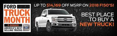 New Ford Trucks | Truck Dealership In Marysville, OH | Bob Chapman Ford
