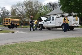 Chickasha School Bus Collides With Truck   Community   Chickashanews.com Highimpact Bus And Truck Signage Pivot Creative Sydney The Monster Trucks Wiki Fandom Powered By Wikia Dublin City Council Contract Award Havana Cuba Camello A Public Bus Made Out Truck Called Camello School Buses Teaching Colors Crushing Words Transporting Overseas Intertional Shipping Services Co Hoglund Is Full Service School Commercial Phoenix Arizona Trailer Service Parts Auto Wales West Opens Shepton Mallet Branch Man Hatfield Spares China Automatic Wash Machine With Italy Brushes