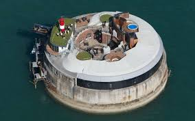 100 Spitbank Fort England Europe Private Islands For Rent