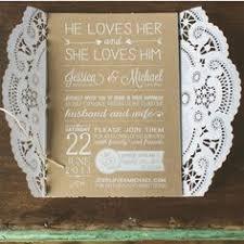 Country Wedding Invitation Ideas