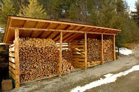 how to build an open pole shed hunker