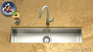 Undermount Double Faucet Trough Sink by Undermount Trough Sink U2013 Meetly Co