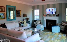 Paint Colors For The Living Room Astonishing Best Excerpt Rustic Designs And A Little Will Do Ya Brown Blue Baby