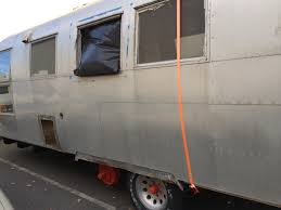 100 Airstream Trailer Restoration RV Restoration And Repair Lux Iron Work