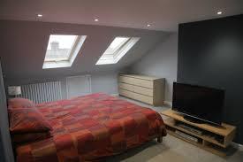 meuble pour chambre mansard placard pour chambre mansarde amazing lit au centre avec deux