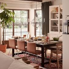 غرفة طعام للتجمعات الدافئة والتي يغمرها الحب ikea