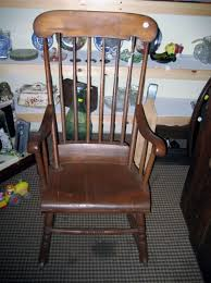 What's This Boston Rocker Worth? Click The Pic To See The ... Cherry Wood Antique Rocker With Inlay Collectors Weekly Help Me Safely Disassemble A Rocking Chair Fniture Dit Early 19th Century Decorated Boston Rocker This Is Depop An Federal Style Faux Bamboo Antique Rocking Chair Stock Photos 19thc Original Black Painted And Stenciled Fruit Vintage Childs Bostonstyle The Great Toward The Truth About American Rockers Trader Antiques Atlas