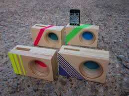 Design Your Own DOCK Box Acoustic IPhone Amplifier By IndexDrums Find This Pin And More On Cool Wooden Phone