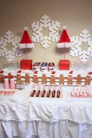 Gingerbread PartyHot Chocolate Bar