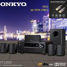 Envent 41 Bluetooth Home Theatre System