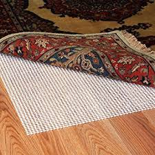 Best Rug Pads For Hardwood Floors by Amazon Com Grip It Ultra Stop Non Slip Rug Pad For Rugs On Hard