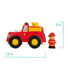 Boley Fire Truck Toy For Toddlers - Electric Siren With Flashing ... Amazoncom 148 Scale Diecast Alloy Pull Back Fire Engine Rescue Kidsthrill Bump And Go Electric Chunky Vehicles Set 3 Pack Boley Cporation Vintage Boley Hoscale 187 Crew Fire Truck 18728606 Station Rollout A Photo On Flickriver Cheap Toy Truck Find Deals Line At Alibacom Intertional Emergency Crew Cab Pumper Retired 1 Maisto Line Tractor Trailer Brigade Lighted Ho 7000 Cdf Youtube Intl Trucks 1889903841 Breno Truck Or Fighter For Kids Push And Lot Of 5 1904576679