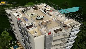 All About Architectural Drawing And Advantages Of Outsourcing 2D 3D Floor Plan Design