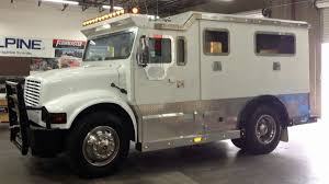 100 Bank Truck Used Armored S Become Hilariously Expensive Rap Star Limos