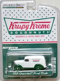 GREENLIGHT KRISPY KREME DOUGHNUTS 1939 CHEVROLET PANEL TRUCK GREEN ... Huge Rat Runs Off With Krispy Kreme Doughnut Across Car Park As Nike Teams Up With Krispy Kreme For Special Edition Kyrie 2 From The Ohio River To Twin City North Carolina Nike And Make For An Unlikely Sneaker Collaboration Greenlight Colctibles Hitch Tow Series 4 Set Nypd Doughnuts Plastic Delivery Truck Van Coffee Tea Cocoa Close Blacksportsonline Amazoncom 164 Hd Trucks 2013 Intertional Full Print Freightliner Sprinter Wrap Car