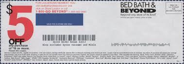 Getting valid bed bath 20 coupon printable Bed bath & beyond inc