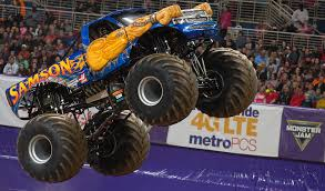 Samson Monster Jam | Monster Trucks | Pinterest | Monster Jam And ... Lifted Trucks Jump One Another In Ultimate Muddin Entrance The Lucas Till On Befriending A Monster Collider Jam Info And History Home 2000 Series Hot Wheels Wiki Fandom Powered By Wikia Just A Car Guy Grave Diggers Freestyle At San Diego Maxd Maximum Destruction Recetemplate Gta5 Parma 110 Goldberg Truck Clodbuster Body 1724573750 Tag Archive For Madusa Kid Amazoncom Rev Tredz Scale 143 Thrasher Pinterest Coloring Pages Cool 28074 164 Diecast Factory
