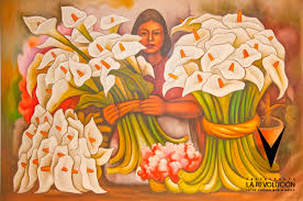 Famous Mexican Mural Artists by Seedesign Art