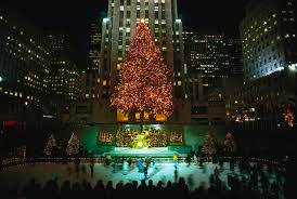 Christmas Tree Rockefeller Center 2018 by December In New York City Weather And Event Guide