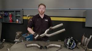 100 Custom Truck Exhaust Tech Tips LT Shows Us How To Make MidPipes