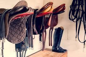 No More Metal Saddle Racks Presented by SmartPak – Horse Junkies