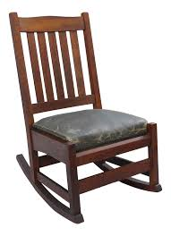 L. & J.G. Stickley, Inc. Mission Oak Youth Nursing Rocking Chair West Point Us Military Academy Affinity Mission Rocking Chair Amrc Athletic Shield Netta In Stock Amish Royal Glider Mg240 Early 20th Century Style Childs Arts Crafts Oak Antique Rocker Tall Craftsman 30354 Chapel Street Collection Stickley Fniture Vintage Carved Solid Lounge Carolina Cottage Missionstyle