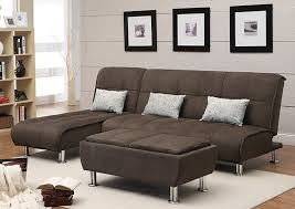 Your Cost Furniture Chaise End Sectional Sofa Bed