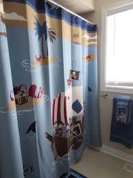 Colorful Pirate Bathroom