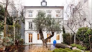 vente hôtel particulier villa des ternes 17ème 75017