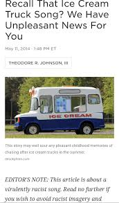 100 Icecream Truck Song Damn White People And Their Shuffles Cards Ice Cream Trucks